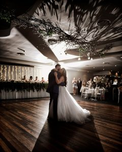 Golden Touch Productions first dance