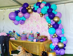 Happily Ever Laughter Party Hire Arabian theme