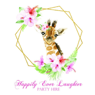 Happily Ever Laughter Party Hire