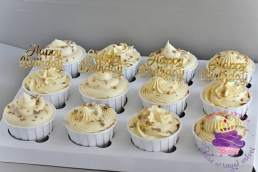 House Of Royal Velvet birthday cupcakes
