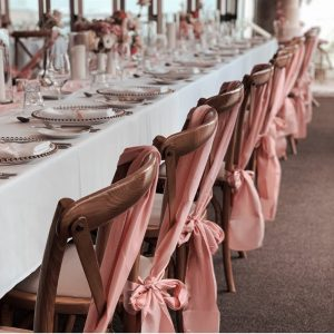 Hunt And Heart Events blush accents