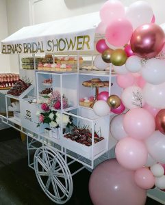 I Style Events bridal shower