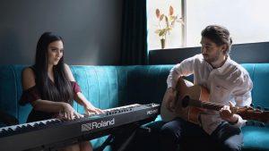 Jess & Steve Duo recording