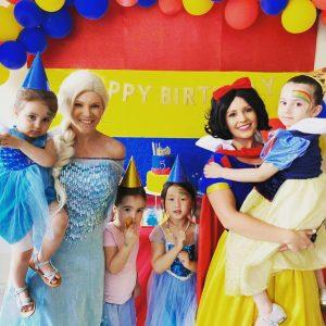 Little Believers Disney entertainers