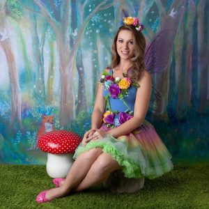 Little Believers fairy entertainer