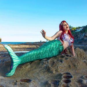 Little Minds BIG Imaginations mermaid