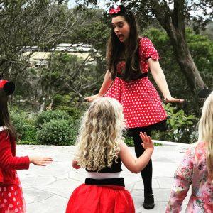 Little Minds BIG Imaginations Minnie Mouse