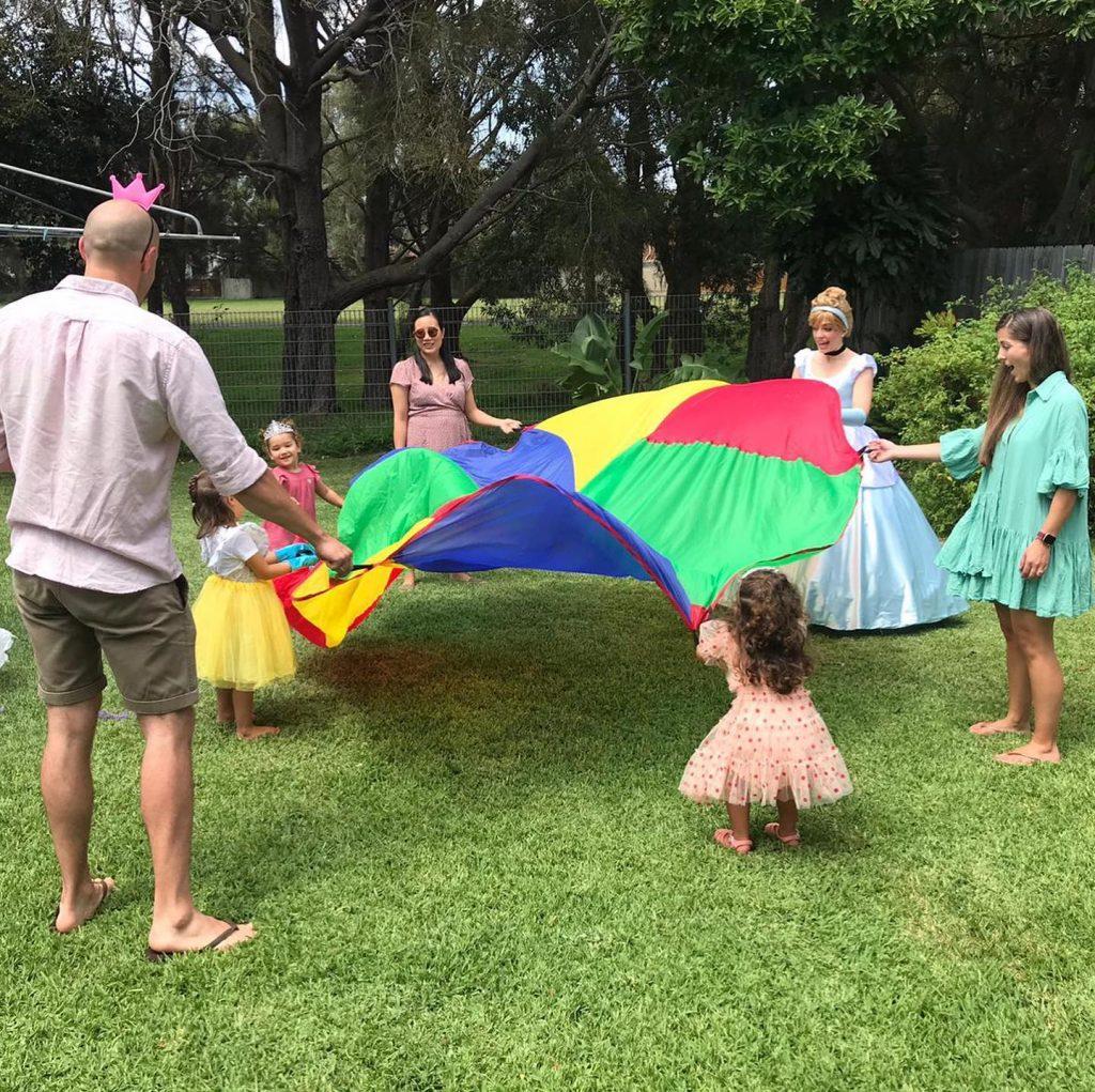 Little Minds BIG Imaginations party games