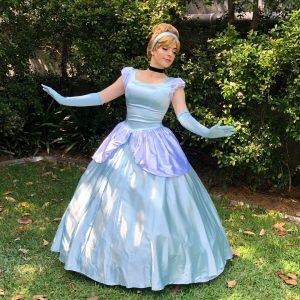 Little Minds BIG Imaginations princess