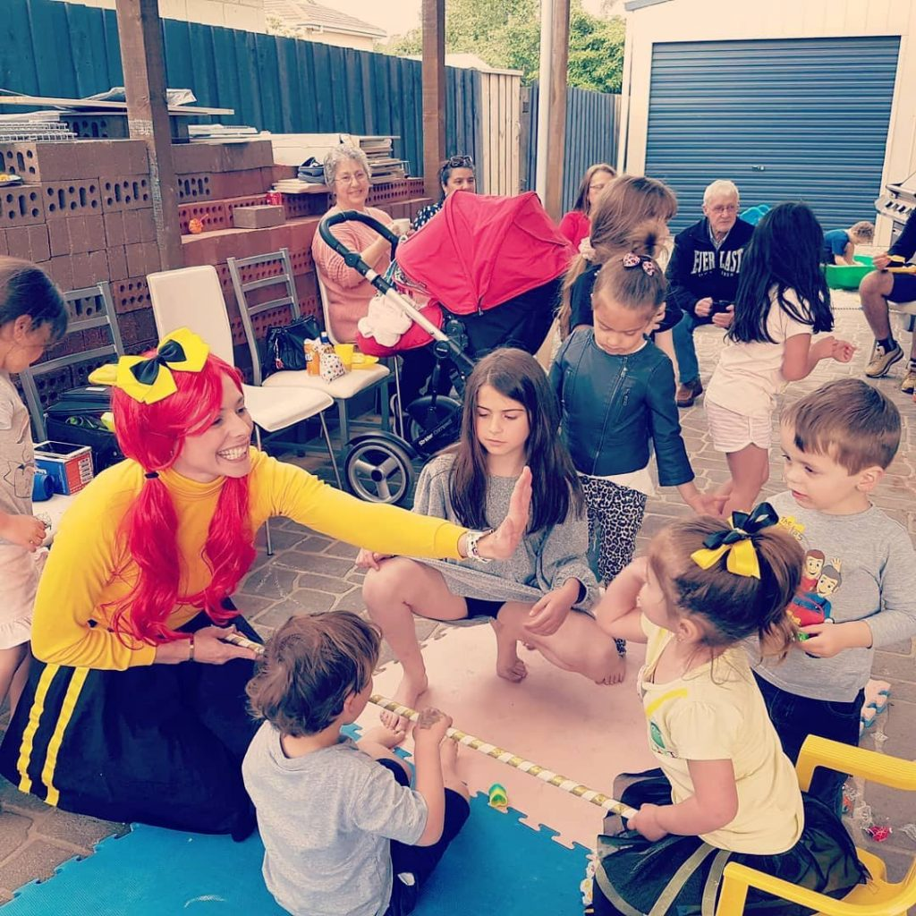 Magical Happenings Emma Wiggle entertainer