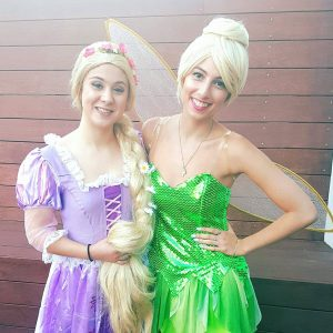 Magical Happenings fairy entertainers