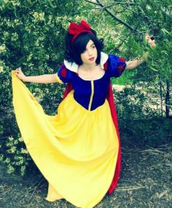 Magical Happenings Snow White entertainer