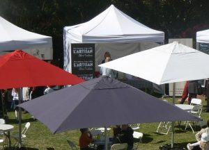 Instant Marquee Hire Melbourne festival tent