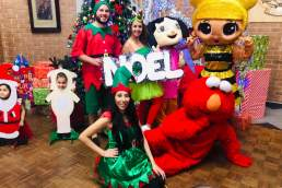 Meli Coco's Kids Parties Christmas Party