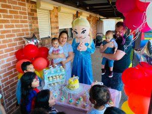 Meli Coco's Kids Parties Frozen