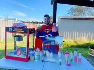 Meli Coco's Kids Parties Superman
