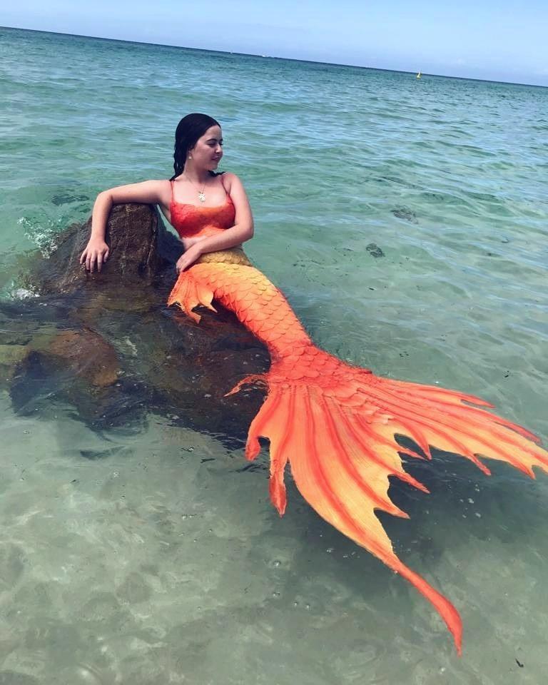 Mermaid Madeleine mermaid tale