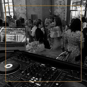 Ministry of DJs Entertainment sound equipment