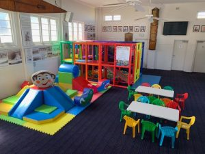Monkey Play Mobile Play Centre indoor activities