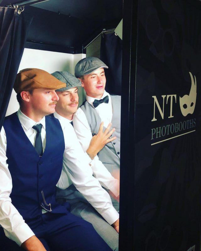 NT Photobooths gentlemen
