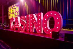 OMG Gaming & Entertainment casino letters