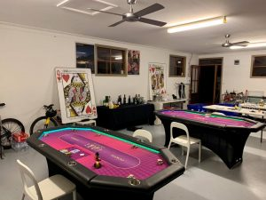 OMG Gaming & Entertainment tables