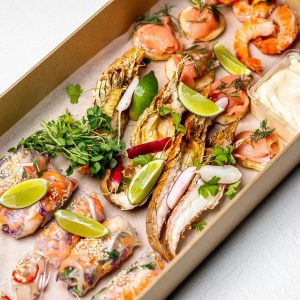 One Pot Catering seafood