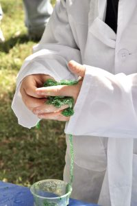 Party Boom Event Agency slime show