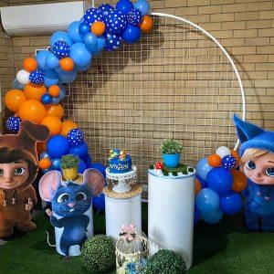 Party Brisbane happy birthday