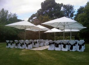 Instant Marquee Hire Melbourne wedding marquee