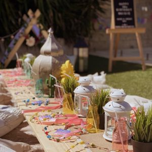 Perth Pop Up Parties festival theme