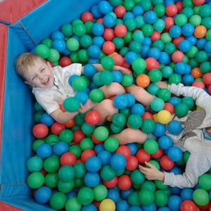 Perth Toy Hire ball pit