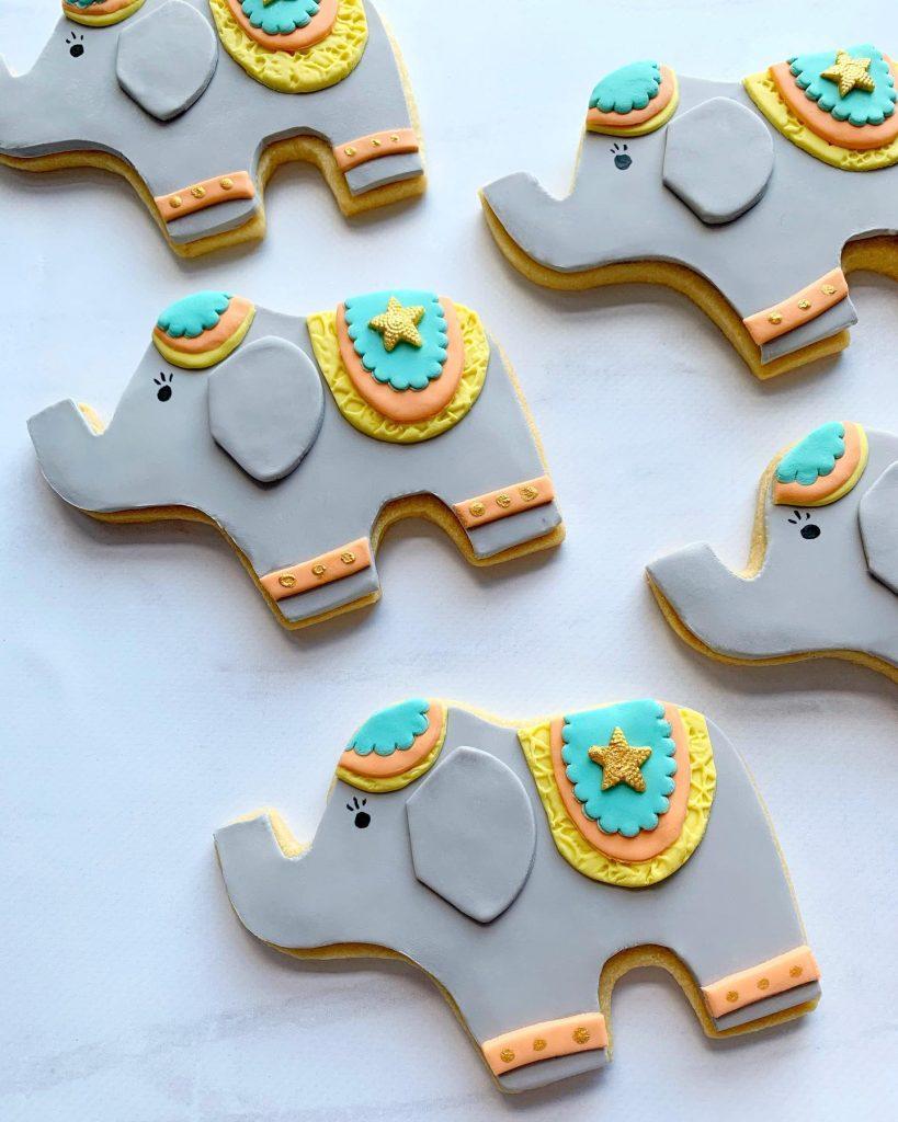 Petite Sweet Studio elephants