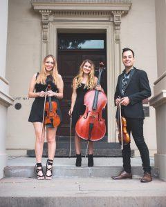 Q Strings Trio band