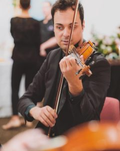 Q Strings Trio instruments