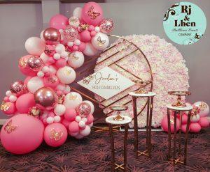 Rj & Lhen Balloons Company butterflys