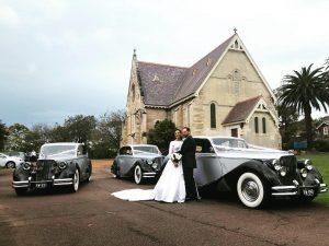 Royalty Wedding Cars Jessica and Carmine