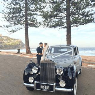 Royalty Wedding Cars beachside