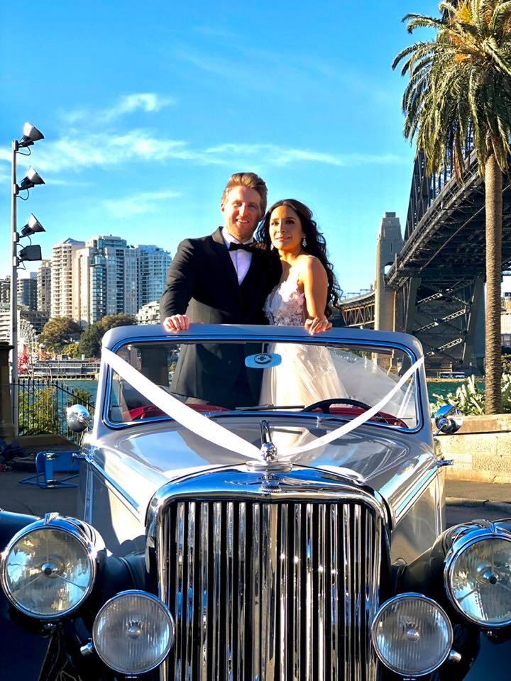 Royalty Wedding Cars Nagmah and Mathes