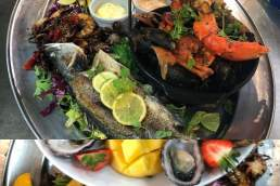 Sapore Catering seafood