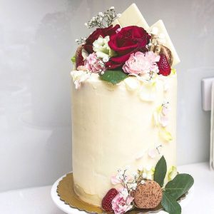 Shukai Floral cake florals