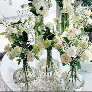 Shukai Floral wedding table flowers