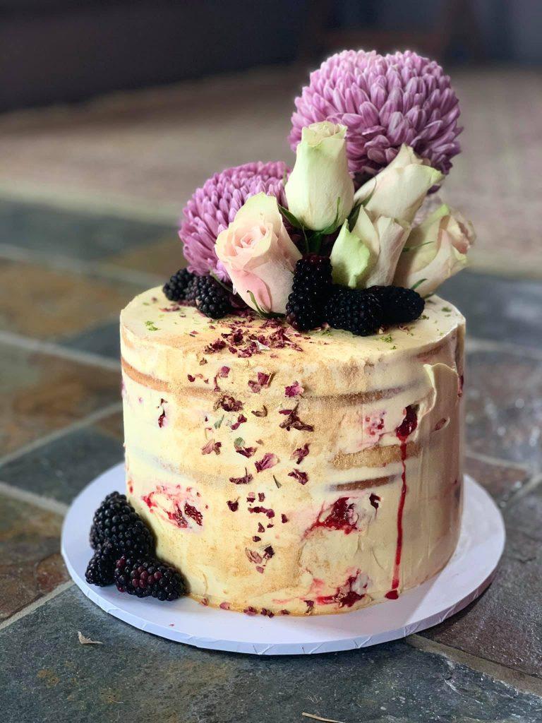 soul makan cake
