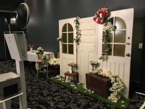 Special Snaps Photo Booth setup