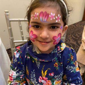 Supa Dupa Kids Parties face painting