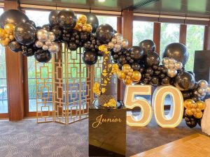 Sweet Heavenly Events & Party Hire happy 50th
