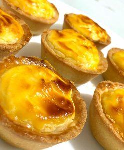 Sweet Treats By ACE cheese tarts
