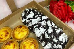 Sweet Treats By ACE chocolate crinkles
