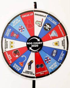 Sydney Spin & Win bucks party wheel