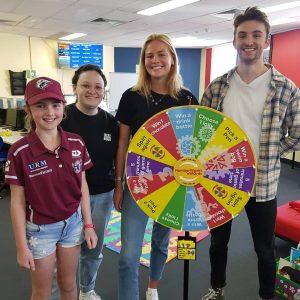Sydney Spin & Win winners